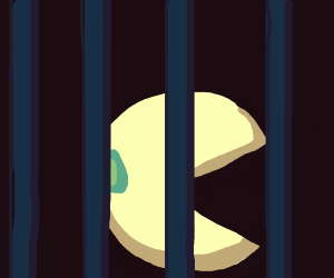 pac man may go to jail