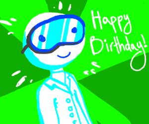 it's DewyBob12's birthday