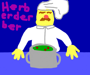 the chef from the muppets