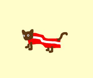 bacon cat