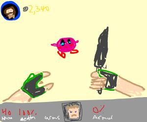 A videogame