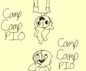 Camp camp PIO