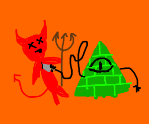 illuminate killing satan