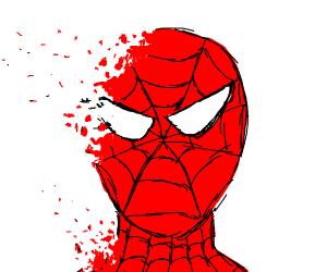 spiderman doesnt feel so good