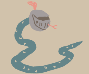 snake knight