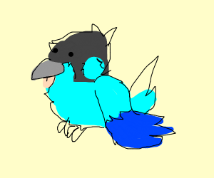 Jaiden Animations pet bird