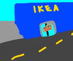 Ikea is dead