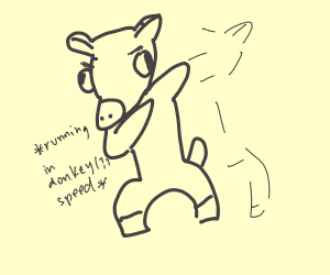Running dobkey