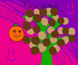 Free draw (pass it on have fun)
