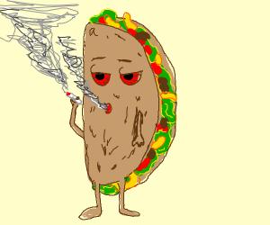 a f up taco