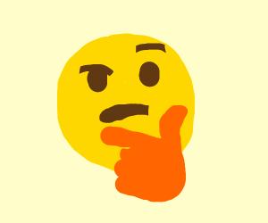discord thinking emoji