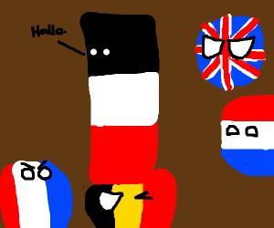 flag cult