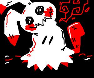 pikachus nightmare self