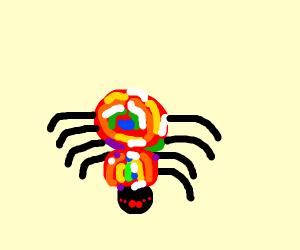 Lolipop Spider.