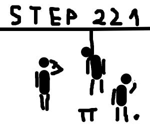 Step 220: Get depressed again