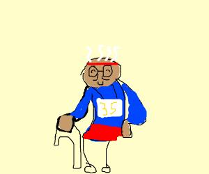 Retro Athlete
