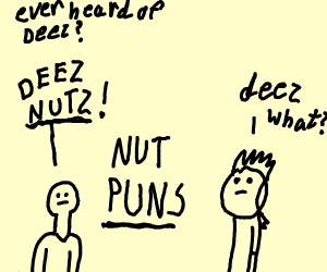 Nut Puns