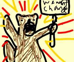 Protest Otter