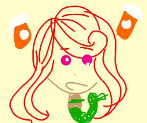 lsd little mermaid