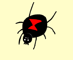 Thicc black widow