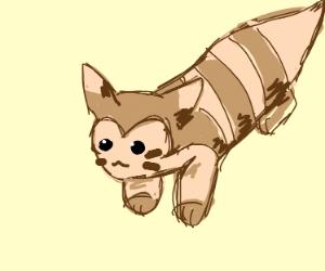 Furret (Pokemon) Walk