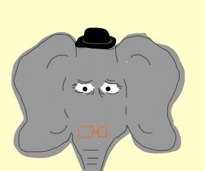 suburban elephant