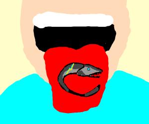 Candy Eel