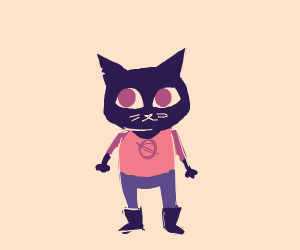 That cat from NITW