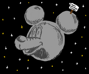 Pluto is a real planet also its a mouse