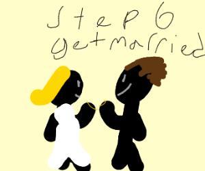 Step 5: Find a boyfriend