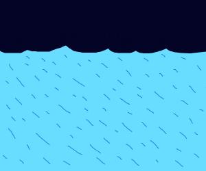 Let it rain, let it rain, let it rain.