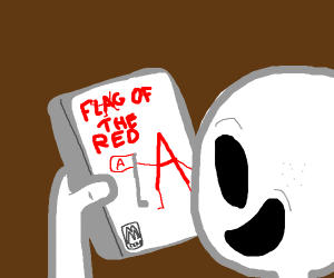 Flag of the Red A
