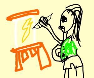 Electric Designer