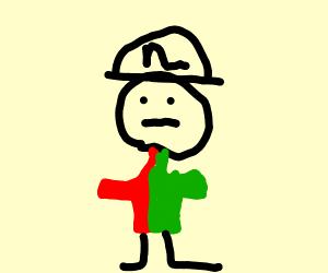 Mario and Luigi Combination. No Moustache