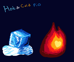 Hot and Cold (Pass It On!)