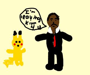 Kanye west marrying Pokémon