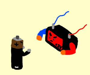 battery fight