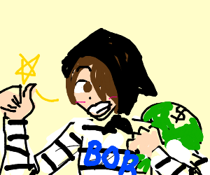 Friendly Thief named Bob