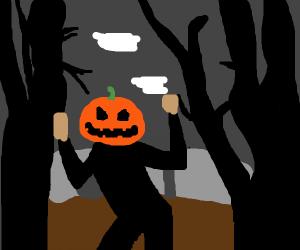 Spooky dance