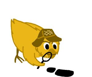Detective Duckling