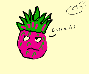 dragon fruit is tired of aliens