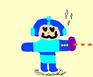 Cute Mega Man