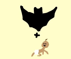 Bat Crawling