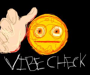 vide check emoji