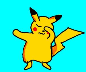 Pikachu Dab