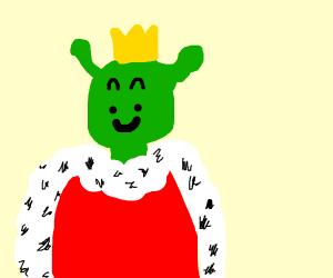 king shrek
