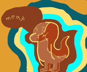Meowing Dinosaur