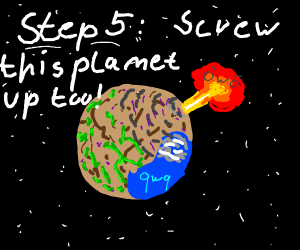Step 4: find another habitable planet