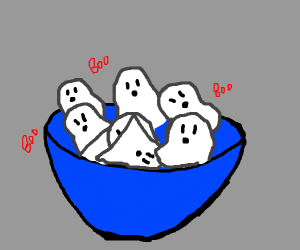 Bowl of Ghost