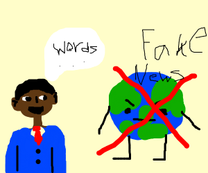 obama is talking to a fake planet